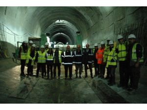 Hanönü'ndeki Bakır Madeni 2018 Yılında Üretime Geçecek