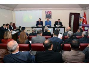 Büyükşehir'den Mezitli'de Koordinasyon Toplantısı