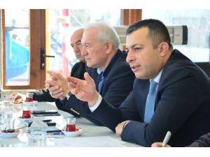 Lapseki'de Kurumlar Arası Proje Toplantısı
