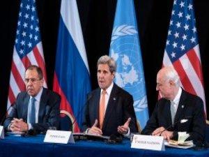 Suriye'de Bir Hafta İçinde Ateşkes Sağlamak İçin Uzlaşmaya Varıldı