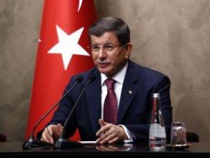 Davutoğlu: Çözüm Süreci Benim Kafamda 6-7 Ekim Olaylarında Bitti