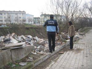 Kartepe'de Kaçak Hafriyat Denetimleri Sürüyor