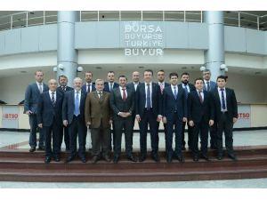 Başbakanlık Yatırım Destek Ve Tanıtım Ajansı'ndan Teknosab'a Tam Destek