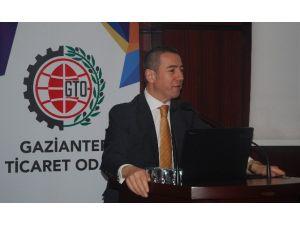 GTO'da, Dış Ticaret Bilgilendirme Semineri Düzenlendi