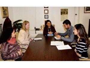 Yabancı Öğrencilerden Çankaya Röportajı