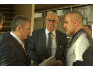 CHP heyeti, oto galericilerinin sorunlarını dinledi