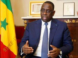 Senegal Devlet Başkanı Sall: Türkleri yatırım yapmaya bekliyoruz