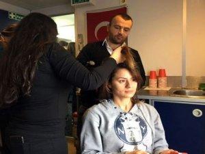 İDO'da 'moda' rüzgarı esti