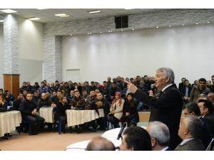 Isparta'da Belediye İşçisine Zam Müjdesi