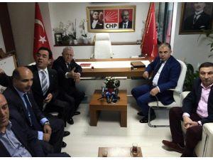 AK Parti İle CHP İl Başkanları Birlikte Hareket Etmeye Hazır