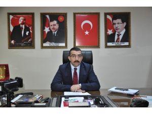 AK Parti Kars İl Başkanı Adem Çalkın'ın Taziye Mesajı