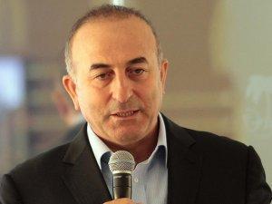 Çavuşoğlu: Suriye'deki sorunun çözümü yolunda önemli bir fırsat