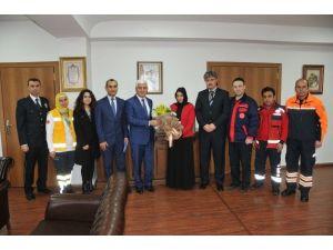 Karaman'da Avrupa 112 Günü Kutlandı