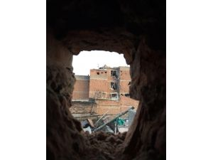 Sur'da 3 Tünel Girişi Tespit Edildi