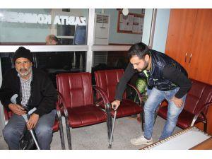 Engelli numarası yapan dilenciler sağlam çıktı