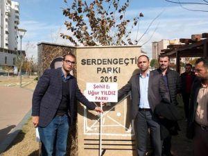 Antalya'da Park İsmi Tartışması Özgeçmiş Söktürdü