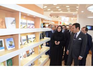 Fas'ta 22. uluslararası kitap ve yayın fuarı açıldı