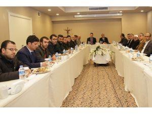 Mardin Valiliği'nden İstişare Toplantısı