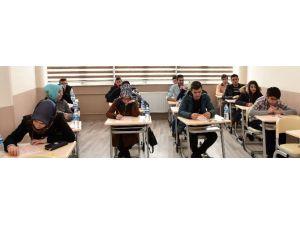Büyükşehir'den Deneme Sınavı