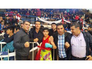 Tatvanlı muaythai sporcularından Türkiye Şampiyonası'nda büyük başarı
