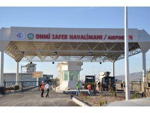 5 milyon Euro zarar eden havalimanına çare aranıyor