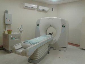Akçakale'ye En Yeni Teknolojiyle Spiral Tomografi Cihazı Getirildi