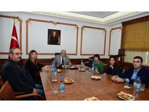 TANAP doğalgaz boru hattı Kırşehir'den geçecek