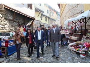 Unesco Listesindeki Osmanlı köyü Cumalıkızıkta kadın çiftçilere eğitim