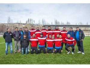 Ahlat Spor Şampiyonluk Maçına Hazırlanıyor