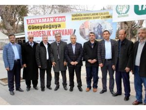 """Milletvekil Boynukara: """"Bölge Halkı Devletin Yanında Yer Aldı"""""""