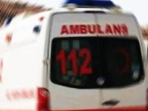 Şırnak İdil'de ambulansa ateş açtılar: 1 yaralı