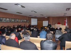Hükümlülere 'Hayata Bakış' Konferansı