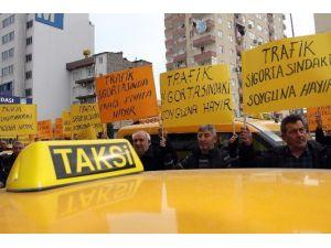 Trafik Sigortası Zammına Mersin'den Sarı Tepki