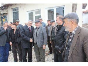 Başkan Bozkurt Mahalle Ziyaretlerini Sürdürüyor