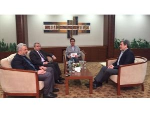 AK Parti Malatya Milletvekili Nurettin Yaşar: