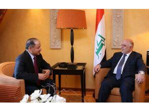Barzani ve Abbadi, Musul'un kurtarılmasını görüştü