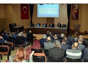 Büyükşehir'in Akdeniz'e yapacağı yatırımlarda iş birliği kararı