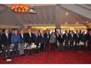 Belediye Başkanı Selim Yağcı 'Başkanlar Zirvesi'ne Katıldı
