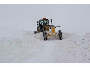 Sivas'ta Karla Mücadele Çalışmaları Sürüyor