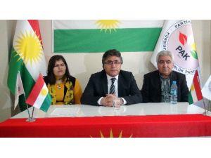 Kürt Partisinden PKK'ya Tepki, Kürtlere Çağrı