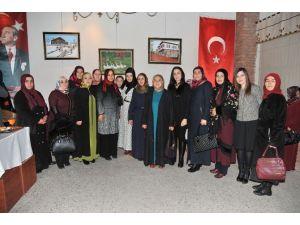 Altındağlı Kadın Ressamların Sergisi Açıldı