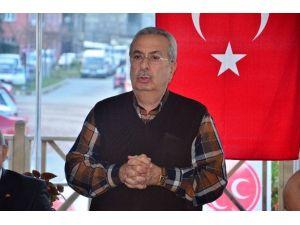 Zeki Çakan'dan Milli Eğitim Bakanlığına Ve Zonguldak Valiliğine Teşekkür