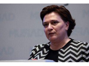 Bakan Sarı, MÜSİAD'ın Genel İdare Kurulu Toplantısına Katıldı