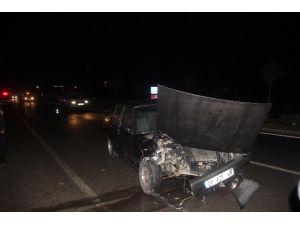 Bolu'da Trafik Kazası; 3 Yaralı