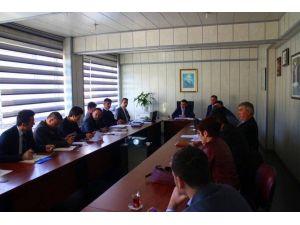 Yığılca'da Eğitim Toplantısı
