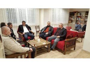 Kaymakam Mehmet Özer Köyleri Ziyaret Ediyor