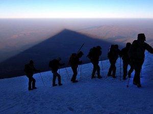 Ağrı Dağı'na tırmanan turist kayboldu