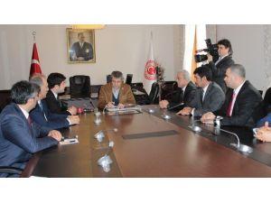 Elazığ Milletvekili Serdar, Turizmciler İle Bir Araya Geldi