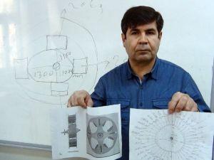Diyarbakırlı Memur Baraj Gücünde Elektrik Üreten Proje Tasarladı