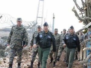 Havanın 1 Numarası Ünal, Suriye Sınırdaki Hawk Bataryası'nda